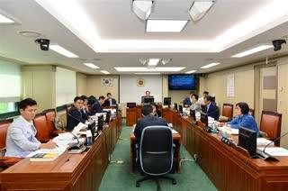제275회 임시회 행정자치위원회 회의 이미지