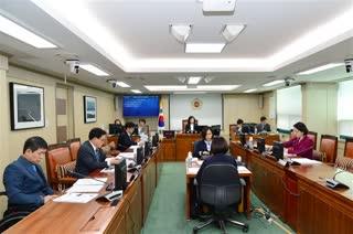 제280회 임시회 문화체육관광위원회 회의 이미지