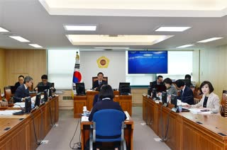 제280회 임시회 도시계획관리위원회 회의 이미지
